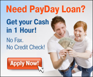 cash advance without bank account and bad credit